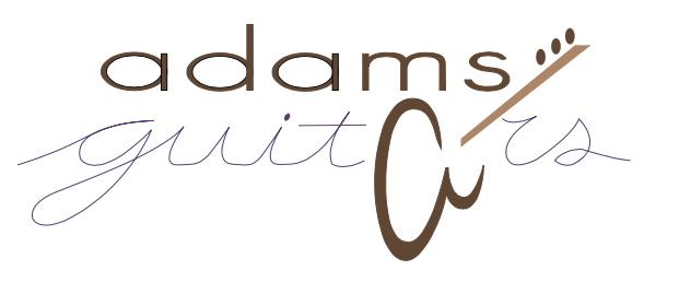 Adams Guitars Logo
