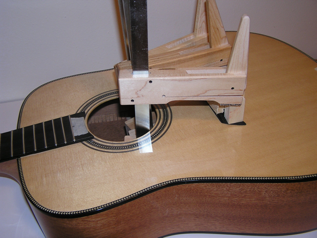 Adams Guitars SD001 Bridge Clamps