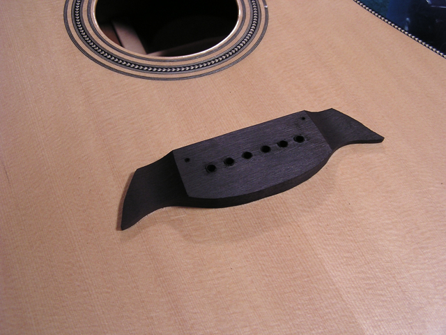 Adams Guitars SD001 Bridge Blank