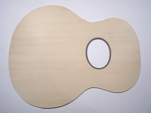 Adams Guitars SJ002 Top Wood (Englemann Spruce)