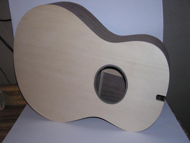 Adams Guitars SJ002 Neck Mortise