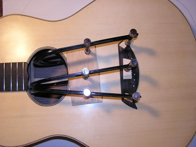 Adams Guitars SJ002 Bridge