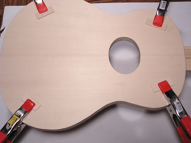 Adams Guitars SJ003 Top Wood (Sitka Spruce)