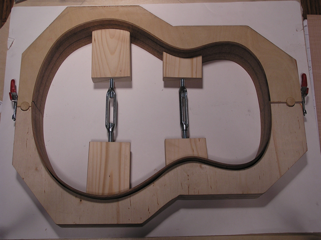 Adams Guitars SJ003 Ribs