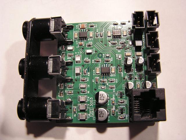Adams Guitars Clean Electronics