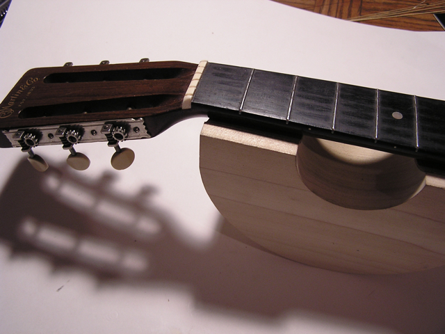 Adams Guitars Vintage Fret Leveling and Dressing
